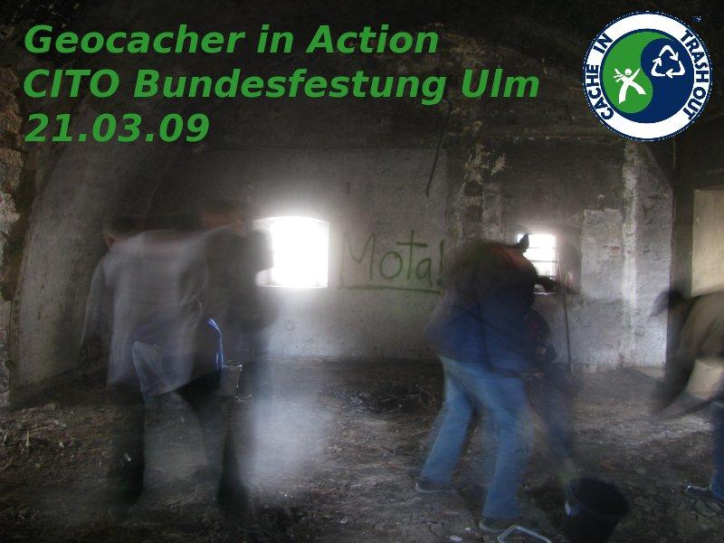 CITO Bundesfestung Ulm am 12.09.09