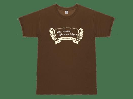 Kreuzzüge, Hexenverbrennung und ein T-Shirt