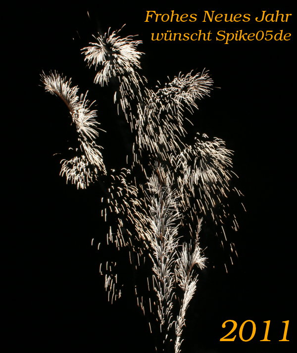 Frohes Neues! » Spike05de