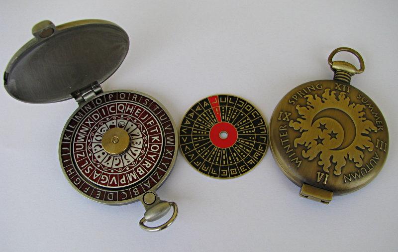 Dreistes discovern von Coins