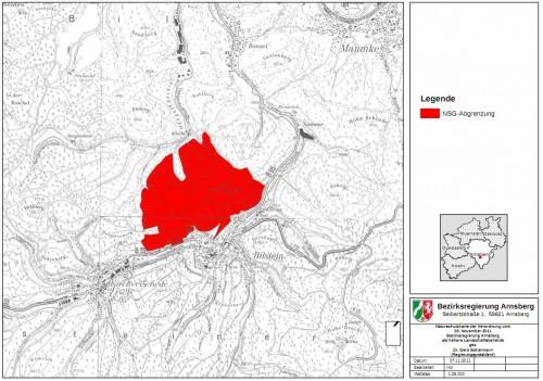 Erstes Geocaching Verbot in einem Naturschutzgebiet?