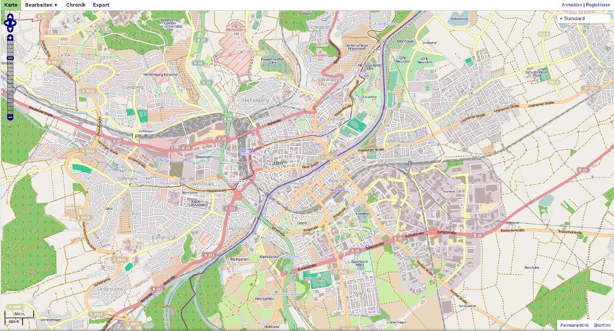 Openstreetmap – Mithilfe erwünscht