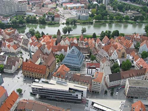 Das Ulmer Münster hat wieder 3 Caches