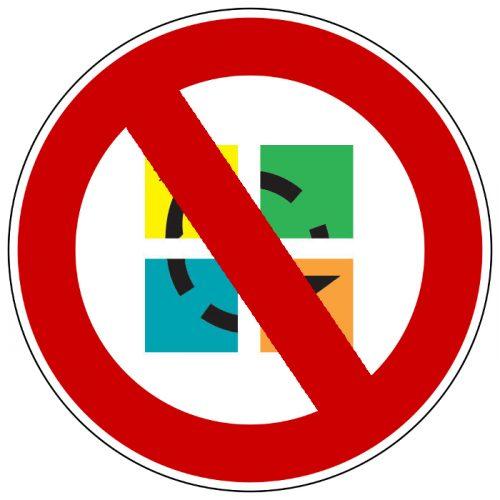 Geocaching Verbote nun auch schon im Stadtgebiet