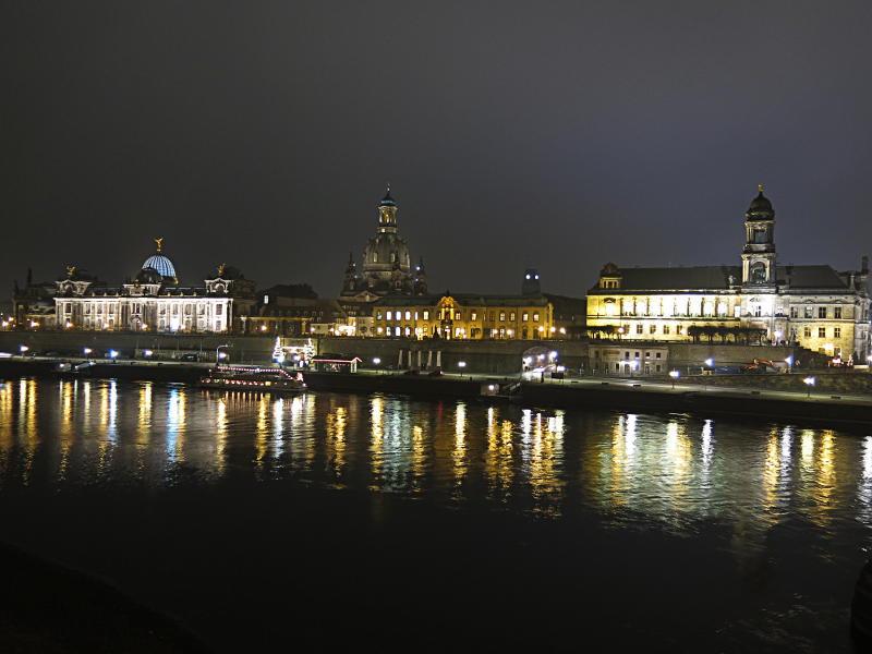Die Ulmer auf Striezeltour in Dresden 2014