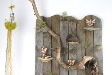 Artikelbild Flower Fairy Wand aus Paletten
