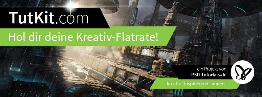 Hol dir deine Kreativ-Flatrate