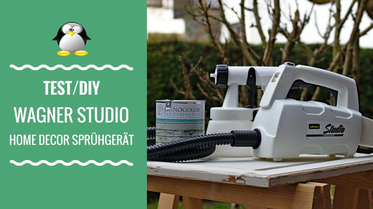 vorstellung und test des wagner studio home decor sprühgerät » spike05de