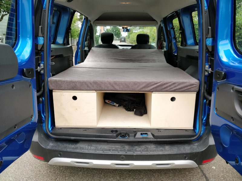 dacia dokker diy campingbox materialliste f r den eigenbau spike05de. Black Bedroom Furniture Sets. Home Design Ideas