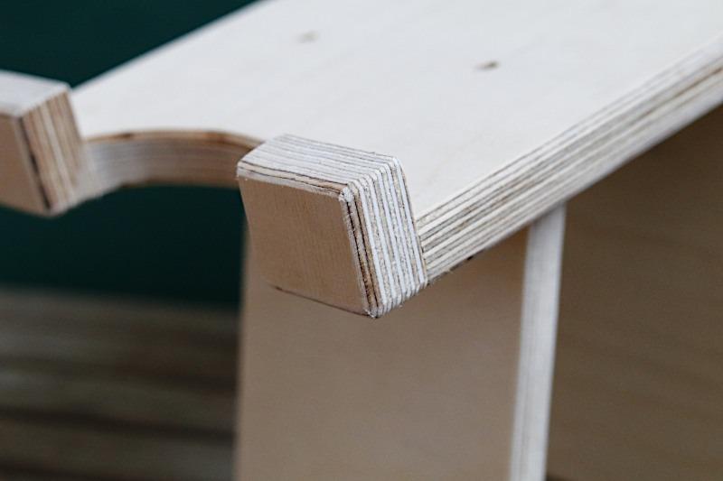Bag in Box Halter Detail