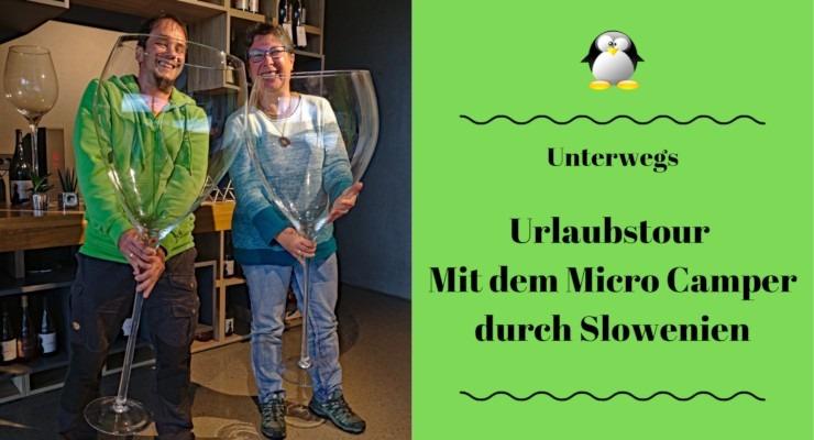 Artikelbild Urlaubstour - Mit dem Micro Camper durch Slowenien