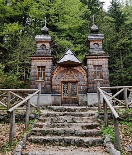 Russische Kapelle Slowenien