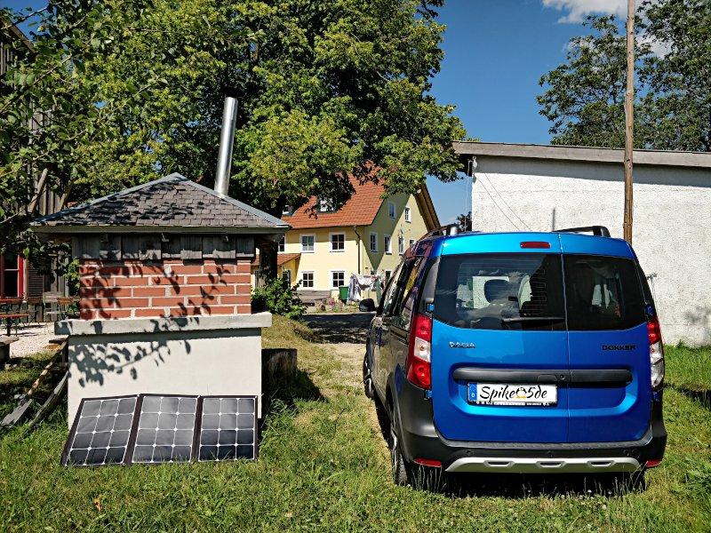 Stellplatz Micro Camper Niederrieden Biohof Friedl´s Stadl Leben