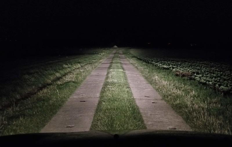 Ein etwas besserer Feldweg