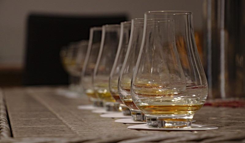 Whisky Tasting auf dem Sturmiushof
