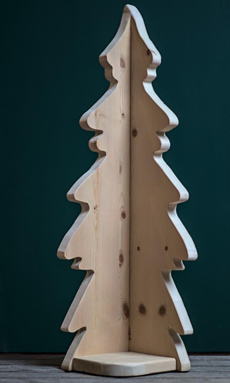 Weihnachtsbaum Ecke