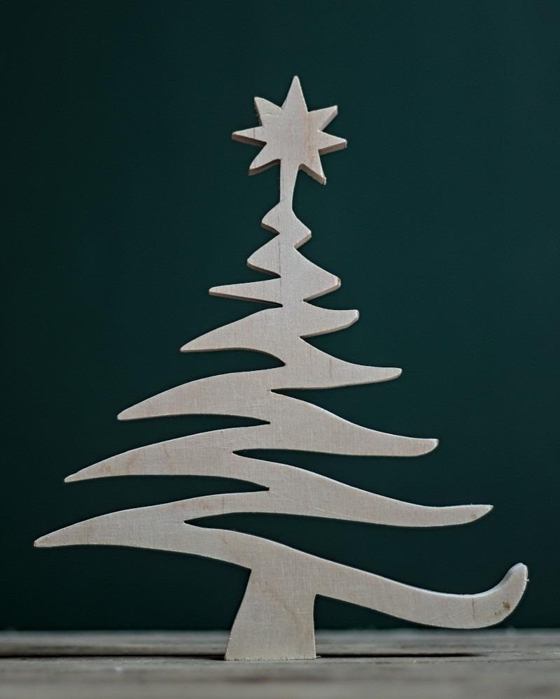Weihnachtsbaum Welle