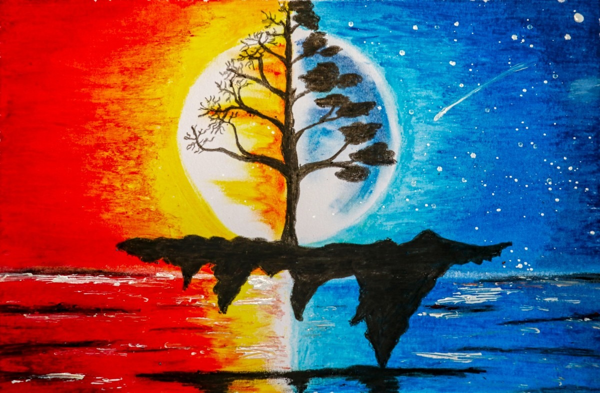 Bild Ramona Schwebender Baum