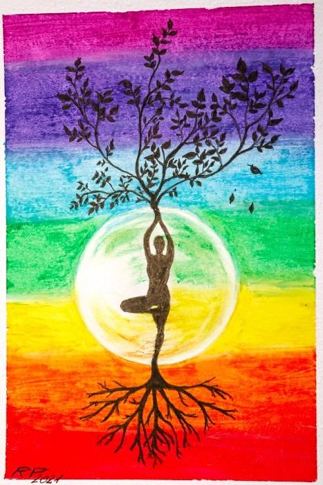 Bild Ramona Yoga Baum