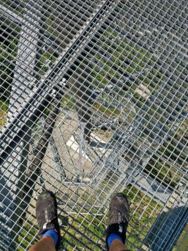 Blick vom Aussichtsturm Legau Iller Allgäu