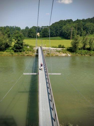 Hängebrücke Legau Allgäu